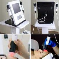Petit instrument de nettoyage de la peau à bulles blanchissant et tendre lifting et resserrement de la peau
