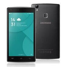 Doogee x5 max/x5 max pro 4000 мАч отпечатков пальцев android 6.0 смартфон 5.0 «hd mtk6580 ram 1 г + rom 8 г 8mp мобильный телефон dual sim