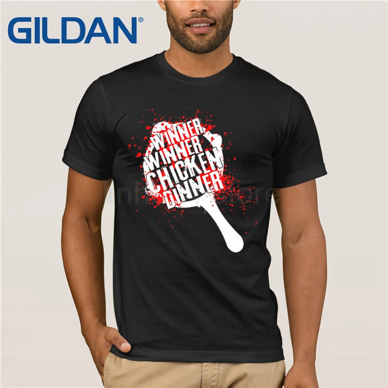 GILDAN PUBG Winner Winner Chicken Dinner Pan Shirt T-Shirt