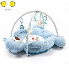 Soft Baby Play Mat Baby Music Playmat Educational Toys Kids Carpet Children Playmat Newborn Gym Mat With Frame цена