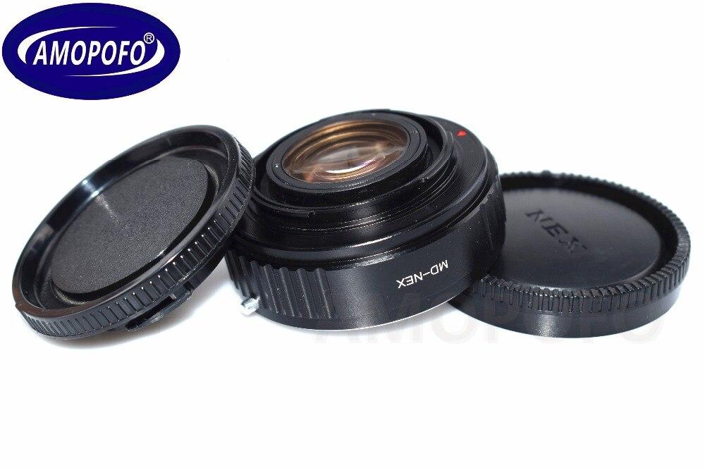 Sony NEX E A6000 A5000 üçün Minolta MD montaj obyektivi üçün - Kamera və foto - Fotoqrafiya 5