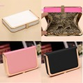 Women handbags,women shoulder bags,leather bags,Lady Chain Bag Mini female candy color Purse Clutch Wallet cross-body VY 17832
