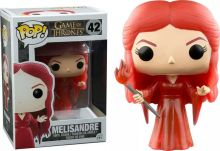 Translucent Exclusive Funko pop Official Game of Thrones – Melisandre #42 Vinyl Action Figure Collectible Model Toy