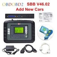 Newest V46 02 SBB Key Programmer Update Of Silca SBB V33 02 Key Transponder Same Function