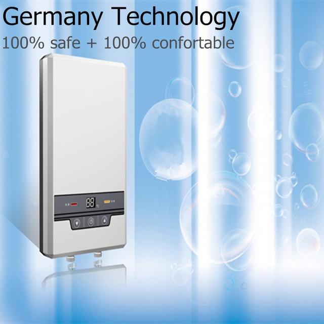 8500 watt bad durchlauferhitzer elektrische induktion for Durchlauferhitzer bad