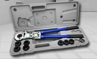 Pipe Crimper Tube B Press Plumbing Fitting Tool Rotatable Pex Al Pex U 16 32mm