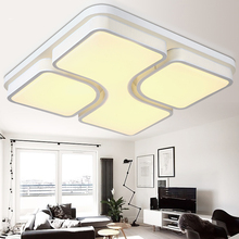 Modern led ceiling lights for living room bedroom lamparas de techo modern led light fixture ceiling lamp luminaire plafonnier