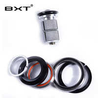 """Cycling Accessories headset bike1-1/8""""-1-1/2"""" for headset spacer bicycle headset top cap bicycle Accessories free shipping"""