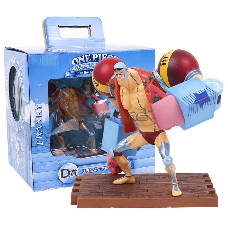 Anime One Piece Franky 20th Anniversary ver. PVC Figure Collectible Model ToyAnime One Piece Franky 20th Anniversary ver. PVC Figure Collectible Model Toy
