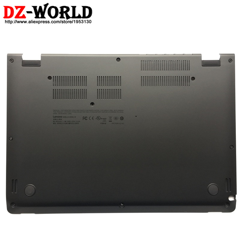 New Original for Lenovo ThinkPad Yoga 460 P40 Yoga  Yoga 14(TYPE 20FY) Back Shell Bottom Case Base Cover 00UP081 01AW397 new original orange for lenovo u330 u330p u330t touch bottom lower case base cover lz5 grey 90203121