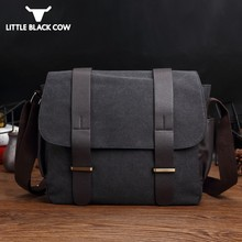 2019 New Arrival Men Shoulder Bags Fashion Match Color Man Travel Crossbody For Male Casual Original School Messenger
