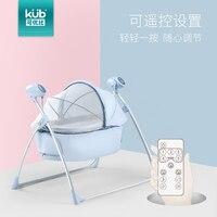 Детское кресло Электрический колыбель кровать кроватки детское кресло качалку для новорожденных к интеллектуальным артефакт