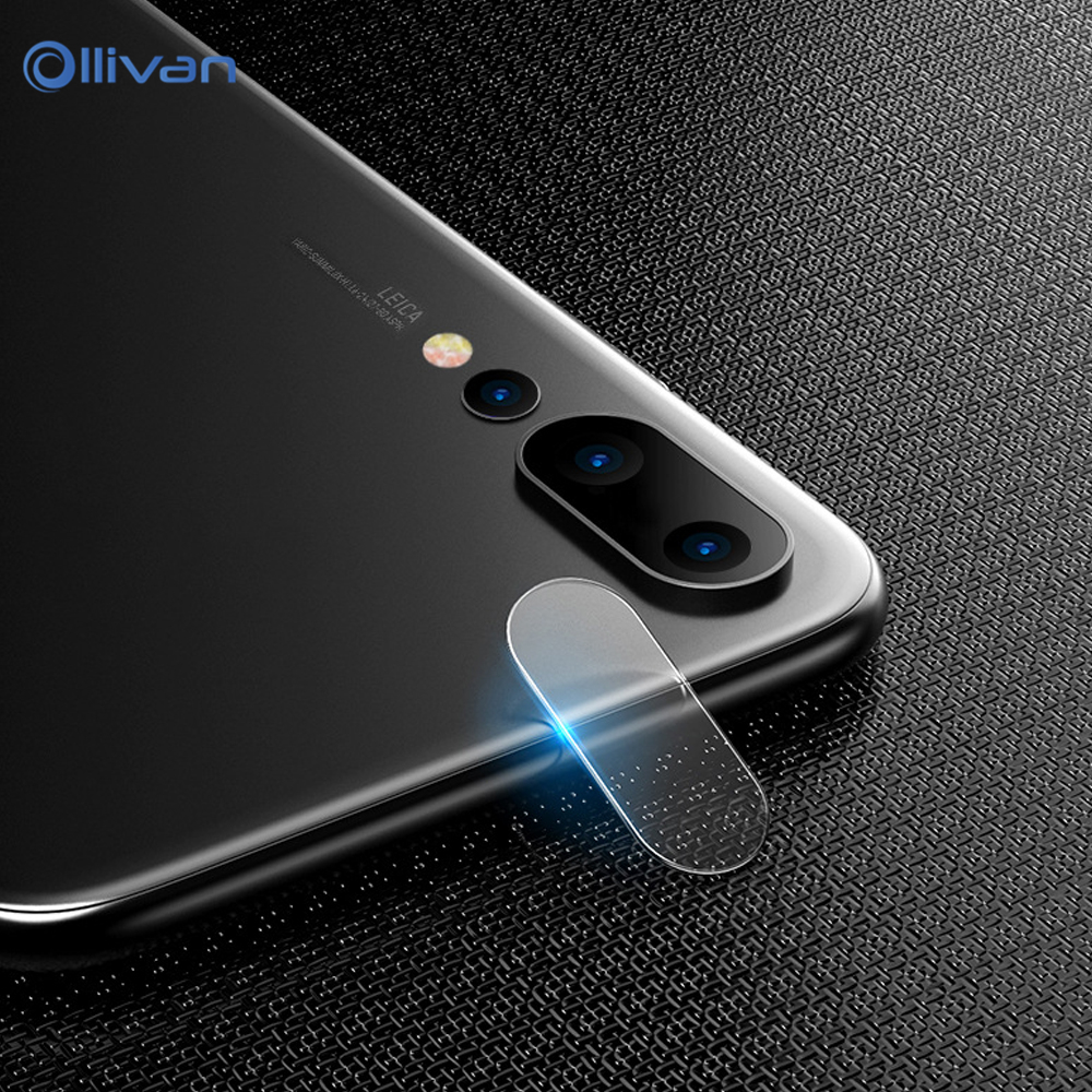 Ollivan Camera Lens Film For Huawei P20 Pro Plus Screen Protector HD Clear Tempered Glass Protective For Huawei P20 Lite Nova 3e