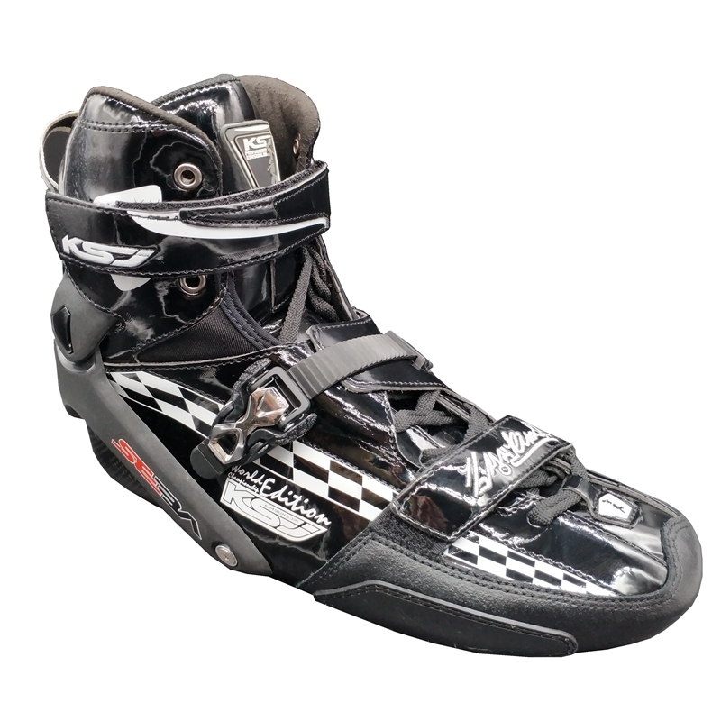 Free Shipping Adult's Roller Skates KSJ Only Boots