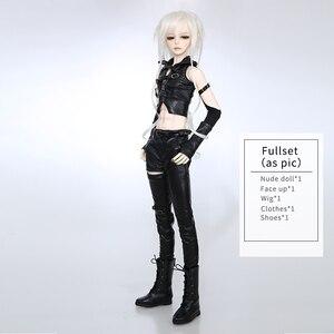 Image 5 - OUENEIFS Ducan elf ear or human ear DOD bjd sd doll1/3 body model  baby girls boys eyes High Quality toys shop