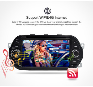 """Image 5 - Android10.0 Car GPS Navigation DVD Player for Fiat Tipo Egea 2015 2016 2017 4G RAM Audio Video Radio FM RDS Stereo 7"""" Multimedia"""