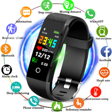 New Sport Smart Bracelet IP67 Waterproof Fitness Tracker Bluetooth Phone reminder LED Color Screen Heart Rate Monitor Smart band m3plus bluetooth smart band color screen bracelet ip67 waterproof intelligent heart rate sport wrist watch fitness tracker