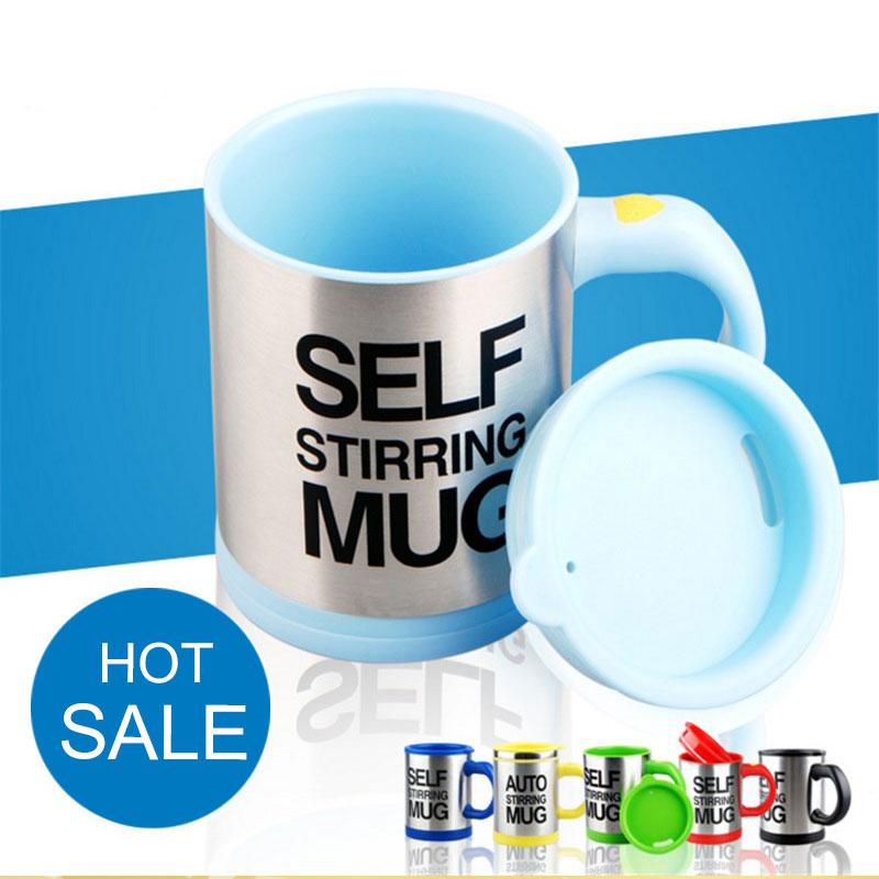 Self Stirring Coffee Cup Mugs Insulated Coffee Mug Automatic Electric Coffee Cups Smart Mugs Mixing Coffee