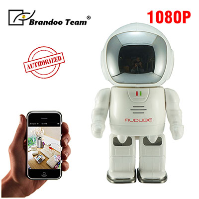 Smart Robot camera Wifi HD Wireless IP Camera Wi-fi Night Vision Camera 140f1142 devireg smart интеллектуальный с wi fi бежевый 16 а