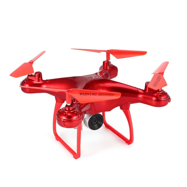 S28 Drone Quadcopter with WiFi FPV Camera 2.4G 4CH Real-time Transmitr Quadrocopter HD Camera Dron 3D Flip18min RC Helicopter zx