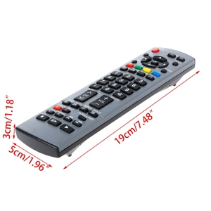 Image 4 - Remote Controller Replacement For Panasonic TV Viera EUR 7651120/71110/7628003