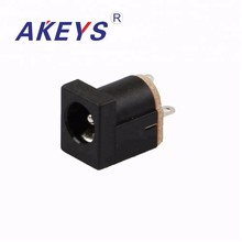15PCS DC-012 5.5-2.1MM 3 pins DC power jack 180 degrees DC female jack цена
