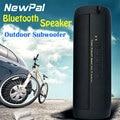 High Quality Waterproof Bluetooh Portable Loudspeaker Caixa De Som Super Bass Boombox Soundbar With LED Lamp