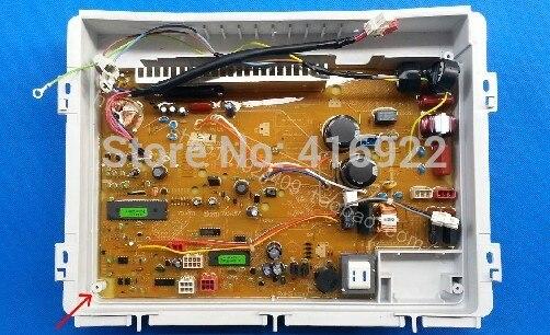 Free shipping 100% tested for sanyo frequency conversion washing machine board xqb60-b830s xqb60-b830ys b835ys motherboard free shipping 100% tested for sanyo washing machine board xqb55 496 xqb60 m813 xqb60 588 xs50238a motherboard on sale