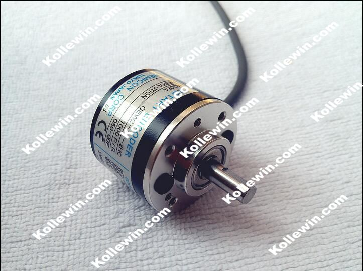 OEW2-03-2HC rotary encoder / incremental encoder / mini optical encoder 300 lines, new in box. 033 0512 8 encoder disk encoder glass disk used in mfe0020b8se encoder