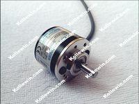 OEW2 03 2HC rotary encoder / incremental encoder / mini optical encoder 300 lines, new in box.