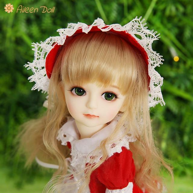 OUENEIFS Gaby Aileendoll BJD SD Doll 1/6 Body Model Girls Boys High Quality Resin Figure Toys Shop Free Eyes
