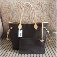 LIPT 2018 Хит продаж! Новые модные neverful GM/мм женские сумки натуральная кожа сумки бесплатная доставка