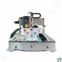 800W Mini Cnc Milling Machine Cnc 6040 600X400mm Engraving Area Mini Cnc Router To Russia Free