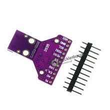 Módulo de circuito impreso AS3935 Sensor Digital SPI I2C interfaz Strike Thunder Rainstorm detección de distancia de 2,4 V a 5,5 V