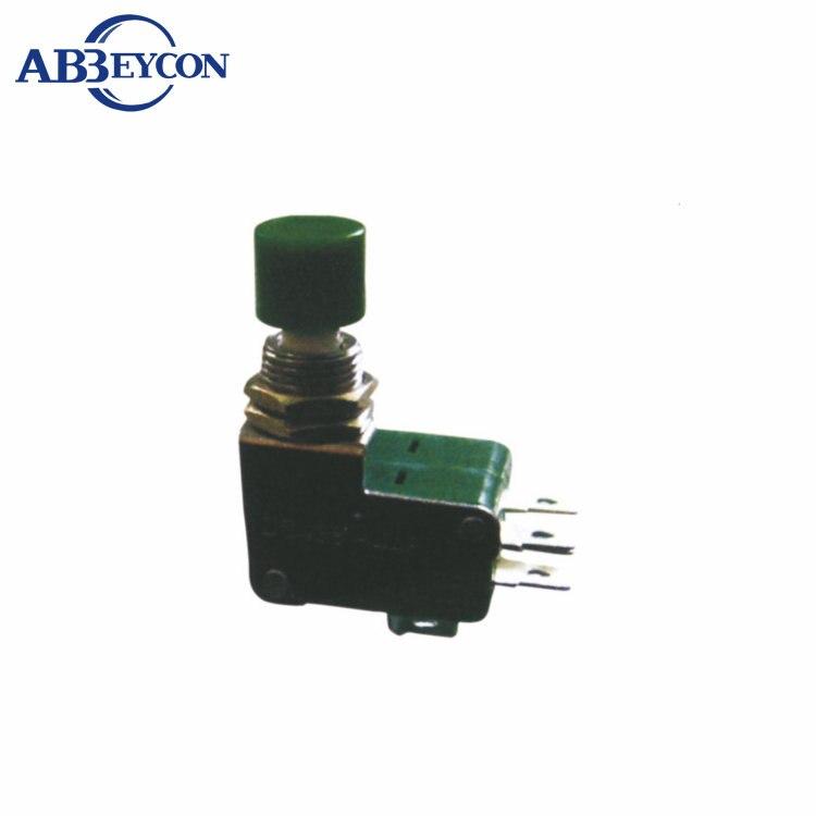 YT KWD-2 High quality home appliance micro push button 3 pin micro push switch home appliance