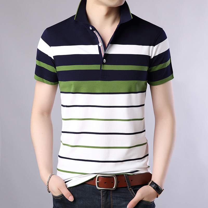 Hot Sale Golf Tennis   Polo   Shirt Men Casual Cotton Breathable Summer 3XL Plus Size Short Homme Short Sleeve Slim Top 2019 Fashion