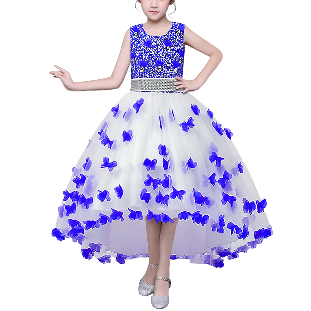 Baohulu flower girl dress 3 14y girls dresses vestidos with baohulu flower girl dress 3 14y girls dresses vestidos with rhinestone sashes wedding party children clothes birthday clothing in dresses from mother kids izmirmasajfo