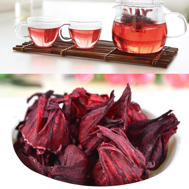 Us 83 100g Spring Natural Dry Roselle Hibiscus Flower Tea 100 Quality Assurance Hibiscus Flower Tea Eu Standard No Pesticide On Aliexpresscom
