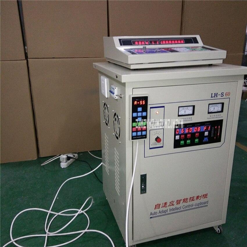 S60 CNC Intelligent haute fréquence haute vitesse ligne Machine de découpe fil Cutter Auto adapter Intellect contrôle placard 220V - 3