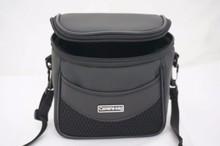 Black PU leather-based Digicam Bag DV digital camera case with strap for Nikon P100 P300 P500 D7000 P340 J1 J2 J3 J4 J5 P7700 P7800 V3