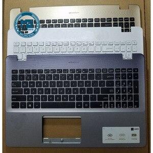 Image 2 - laptop case palmrest upper cover keyboard for ASUS FL8000UN FL8000UF X542 K542