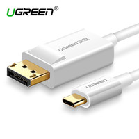 Ugreen USB C To DisplayPort Cable USB 3 1 Type C DP Thunderbolt 3 Adapter For