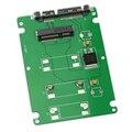 "YOC-50mm mini PCI-E mSATA SSD до 7 мм 2.5 ""SATA 22pin Жесткий Диск Корпус Дело"