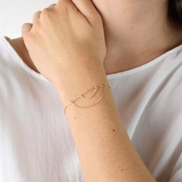 Фото женский браслет ручной работы из серебра 925 пробы цена