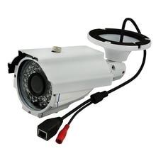 1280*720P 1.0MP 36pcs ir leds IP Camera ONVIF 2.0 Waterproof Outdoor IR CUT Night Vision P2P Plug and Play