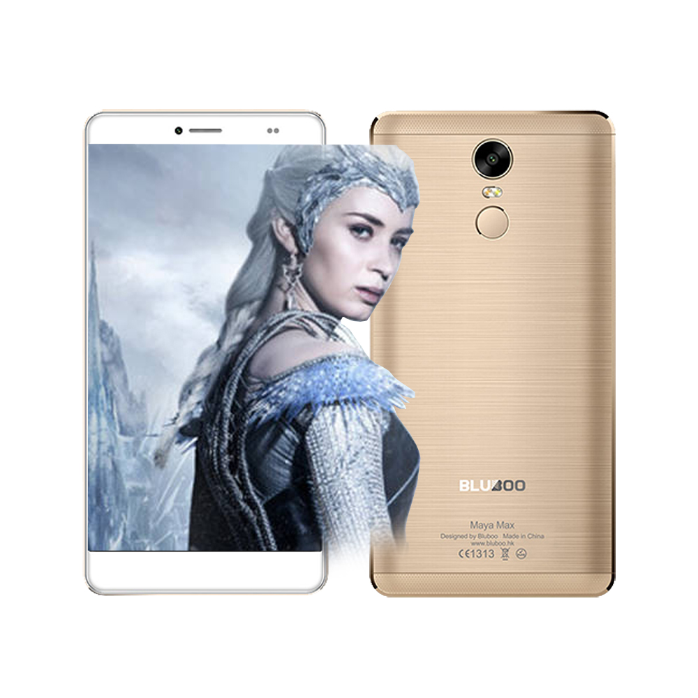 Original 6 Inch BLUBOO Maya Max 4G Smartphone MT6750 Octa Core 3GB RAM 32GB ROM 4200mAh