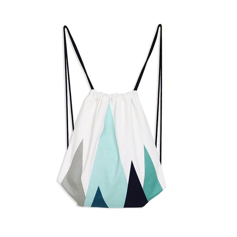 678cf62b9413 BAGTALK GK05 Toys Drawstring Bag Washable Organizer Fashion Design Canvas  Backpack For Children Bags Teenager School Bag-in Backpacks from Luggage    Bags on ...