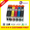 5X Compatible Inkjet Cartridge For Canon PGI-570 CLI-571 MG5750 MG5751 MG5752 MG5753 MG6850 MG6851 MG6852 MG6853  Printer Ink