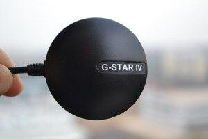 Image 2 - 1 stück Großhandel Wasserdichte GlobalSat BU353S4 gps BU 353S4 Kabel USB GPS Empfänger usb schnittstelle G Maus Magnetische (SiRF Star IV) 1
