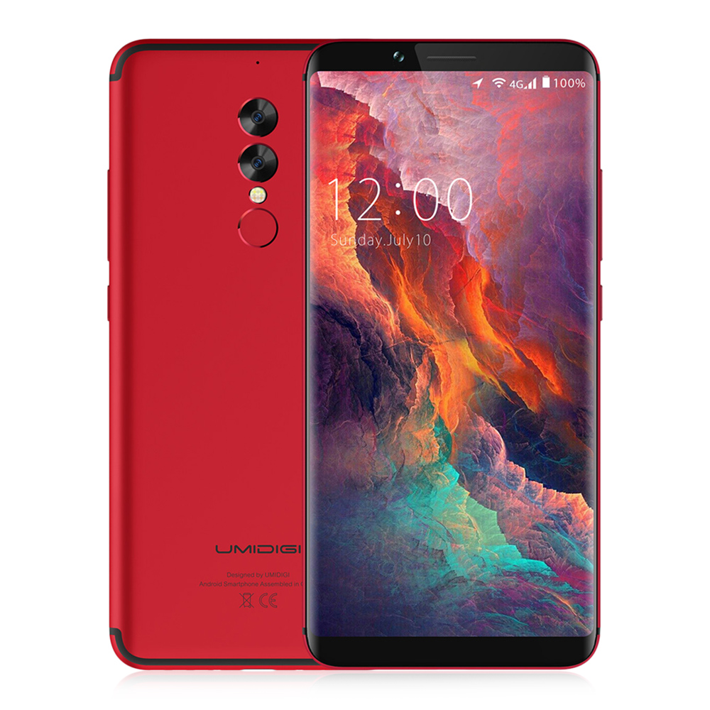 UMIDIGI S2 Lite 4G Phablet 5 99 Inch Android7 0 MTK6750T Octa Core 1 5GHz 4GB